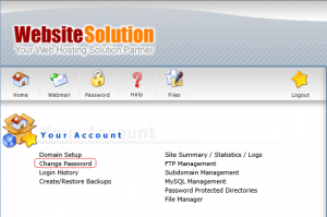 direct admin change password eng