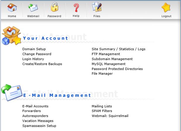 delete mail account 001
