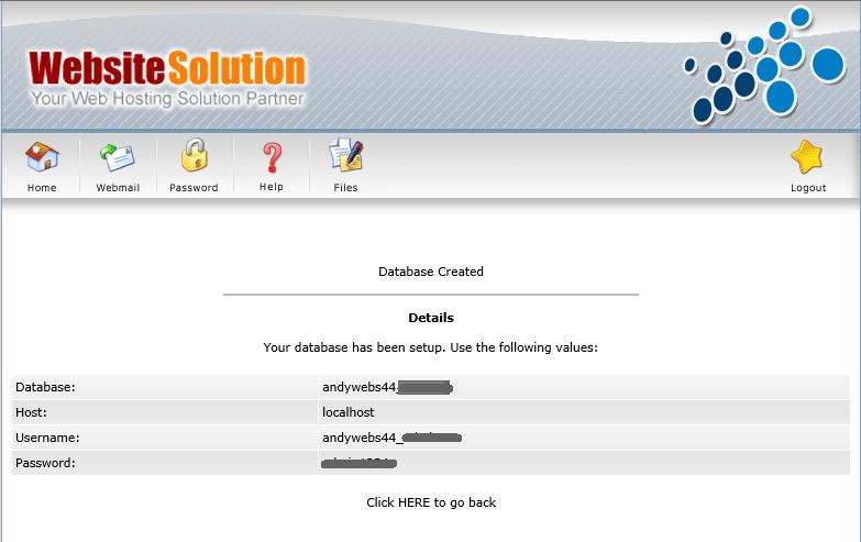 how to create MySQL in directadmin005