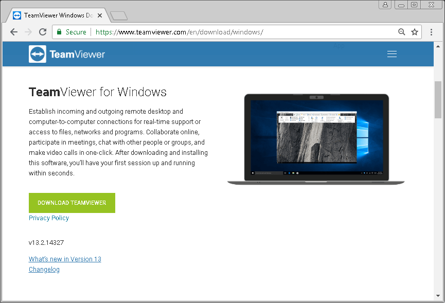 How to provide TeamViewer login information for email setup